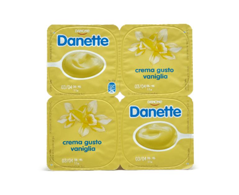 4 DANETTE VANIGLIA