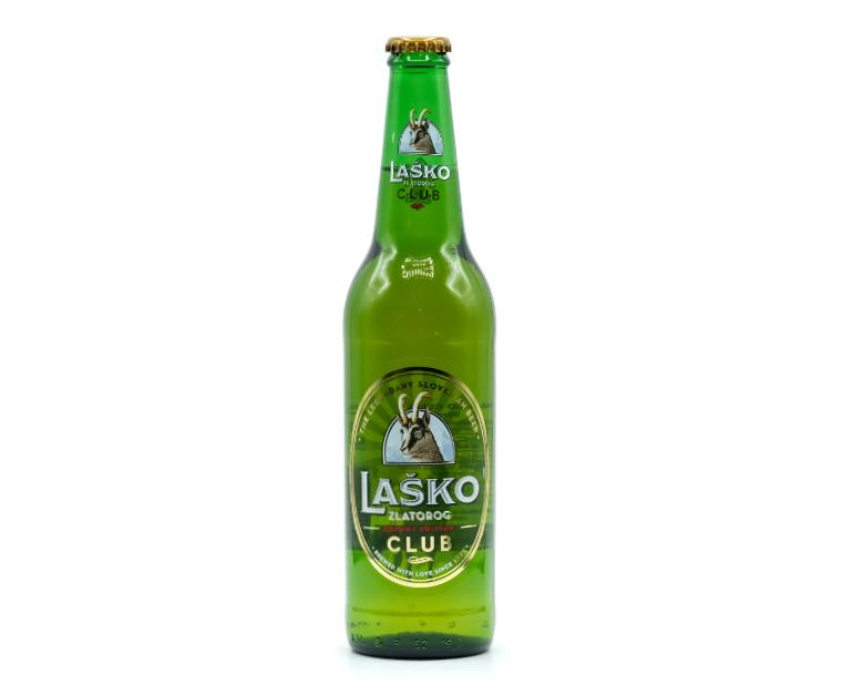 BIRRA ZLATOROG CLUB LASKO ML.500