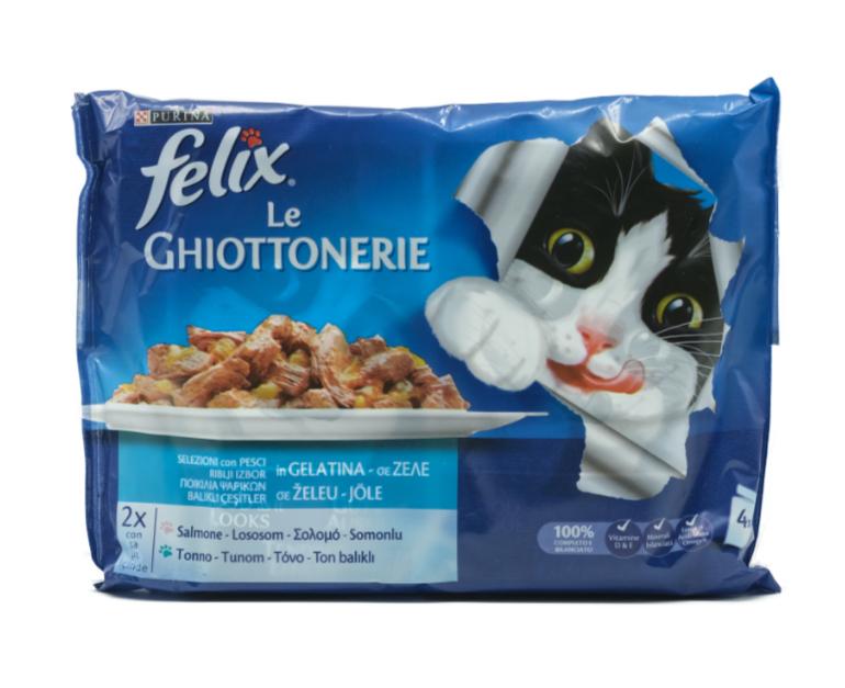 4 BST. LE GHIOTTONERIE FELIX SALM TONNO