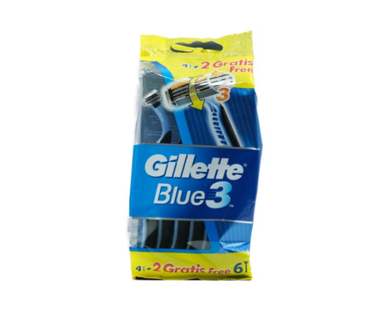 4 RASOI BLUE 3 GILLETTE