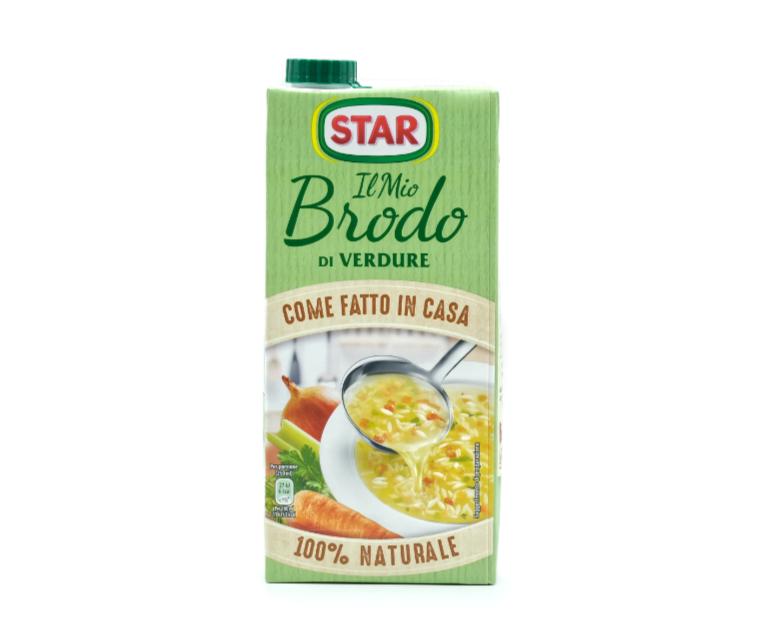 BRODO PRONTO STAR VERDURE