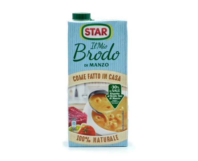 BRODO PRONTO STAR -30% SALE