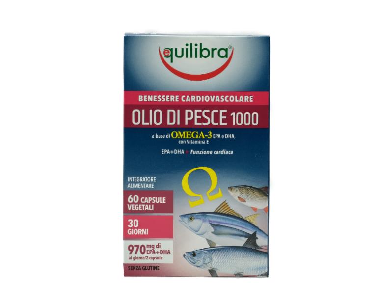 OLIO PESCE EQUILIBRA 60 PRL.