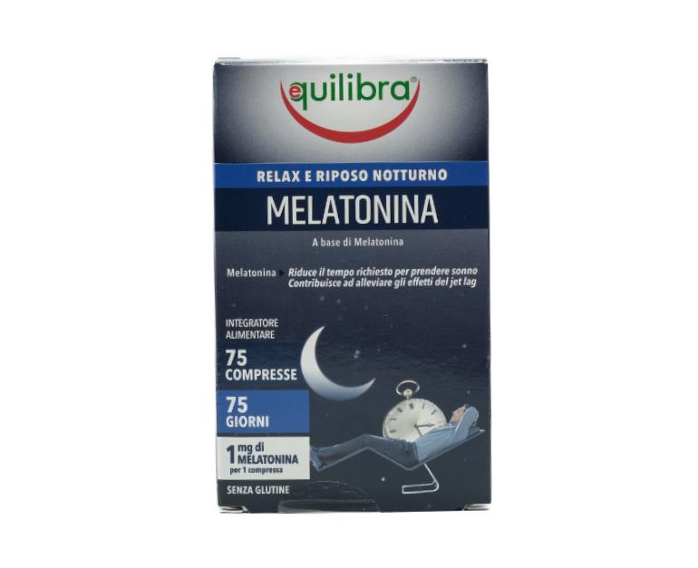MELATONINA EQUILIBRA 75 CPR.