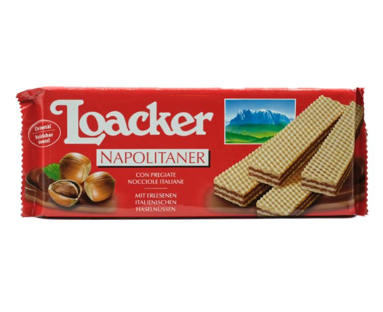 WAFER LOACKER NOCCIOLA