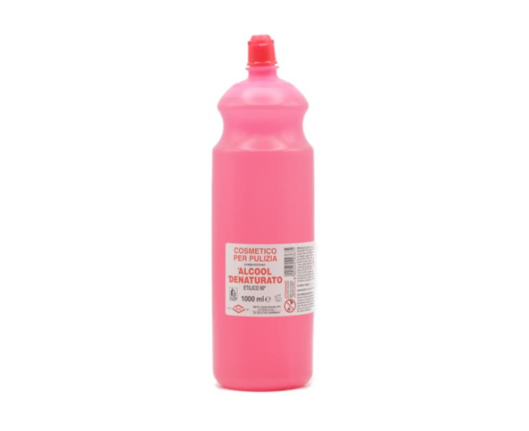 ALCOOL DENATURATO ML.1000