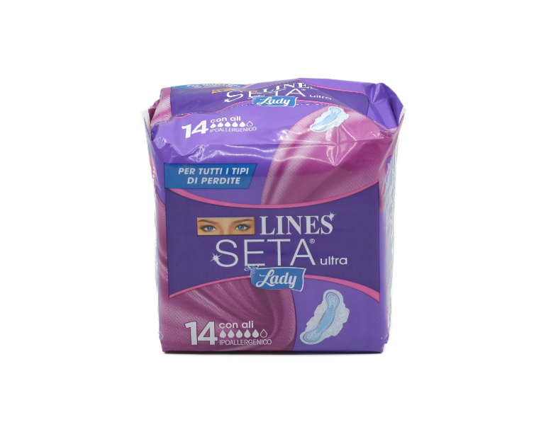 ASS. LINES SETA ULTRA LADY PZ.14