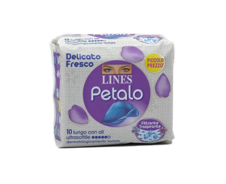 10 ASS.LINES PETALO LUNGO C/ALI