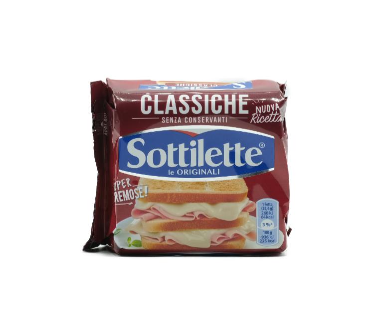 SOTTILETTE 14 FETTE KRAFT