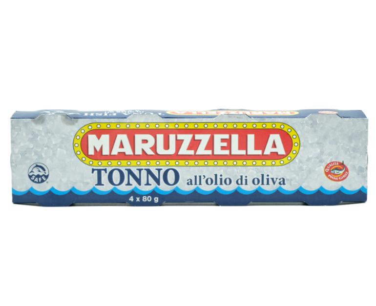 TONNO O.O.MARUZZELLA X4