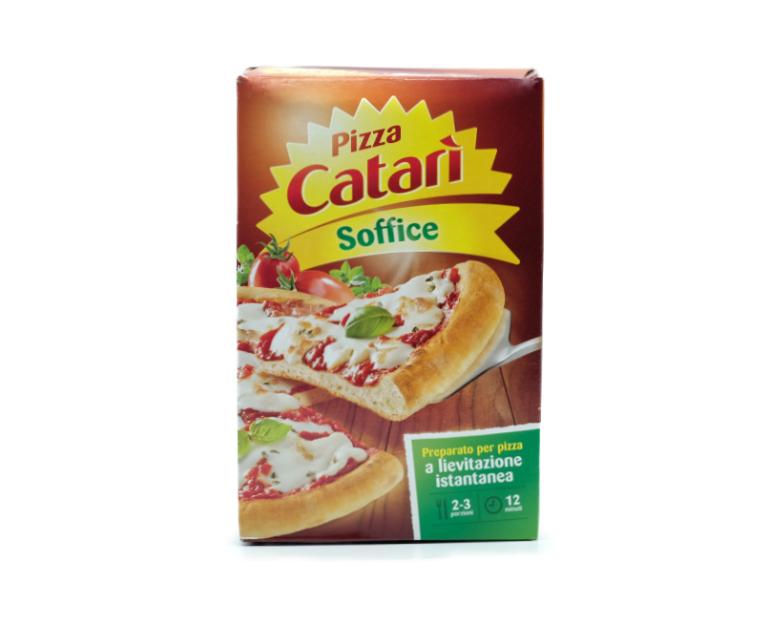 PIZZA SOFFICE CATARI'