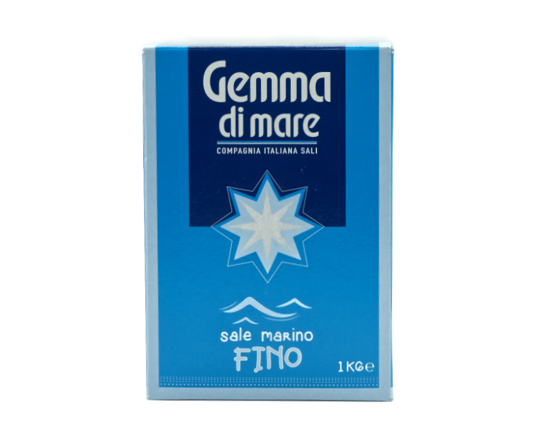 SALE MARINO FINE GEMMA AST.