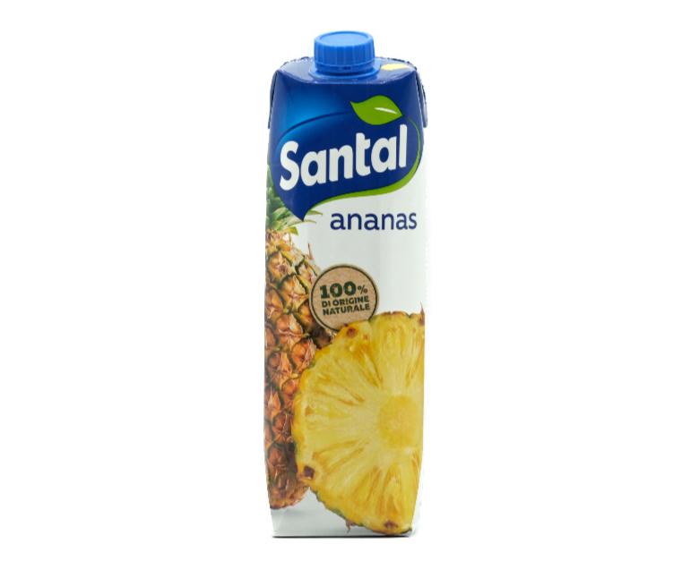 SUCCO SANTAL  ANANAS 100%