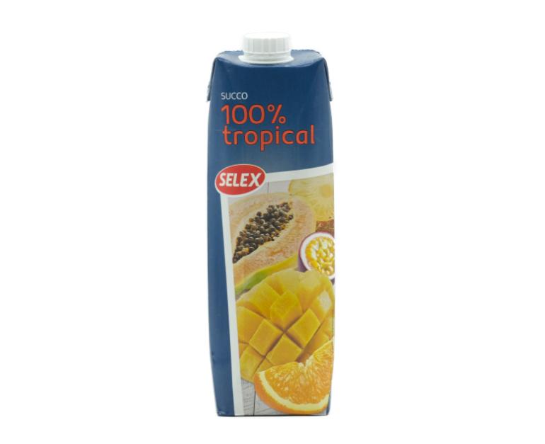 SUCCO SELEX 100% TROPICAL