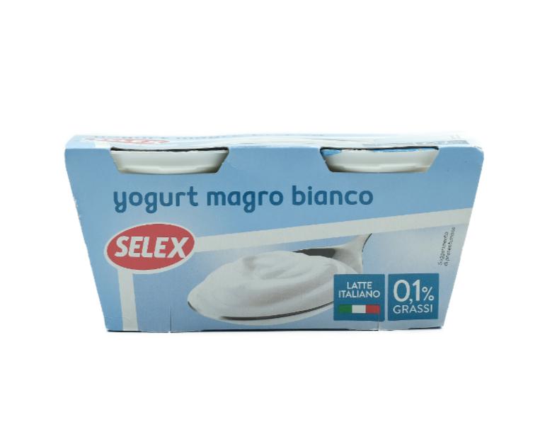 2 YOG.SELEX MAGRO BIANCO