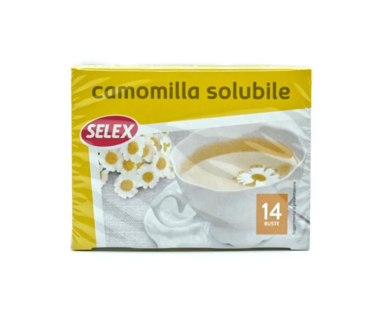 CAMOMILLA SELEX SOLUBILE 14 BS