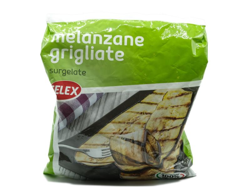 MELANZANE GRIGLIATE SELEX