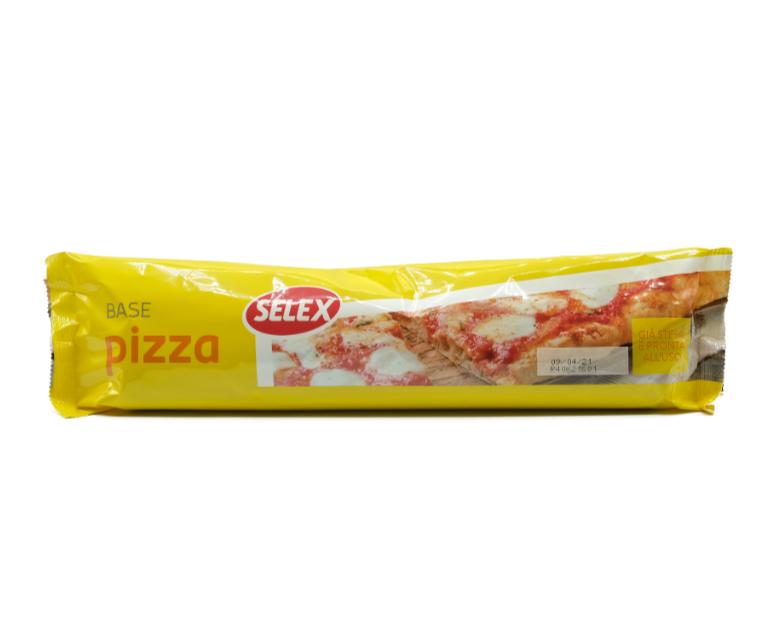 BASE PER PIZZA SELEX