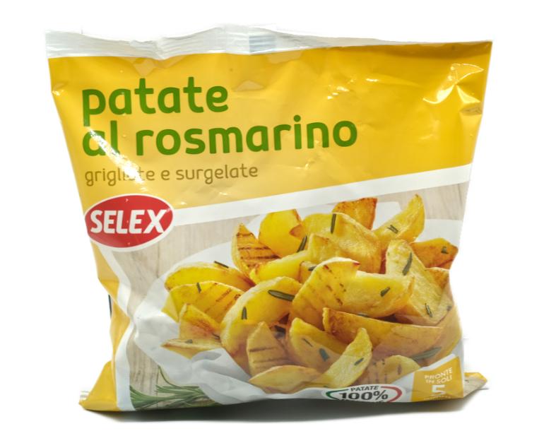 PATATE AL ROSMARINO SELEX