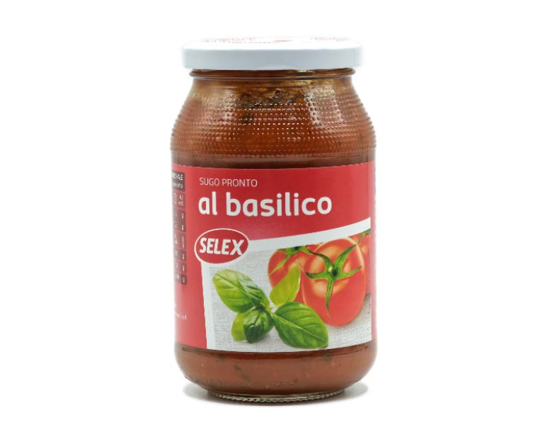 SUGO AL BASILICO SELEX