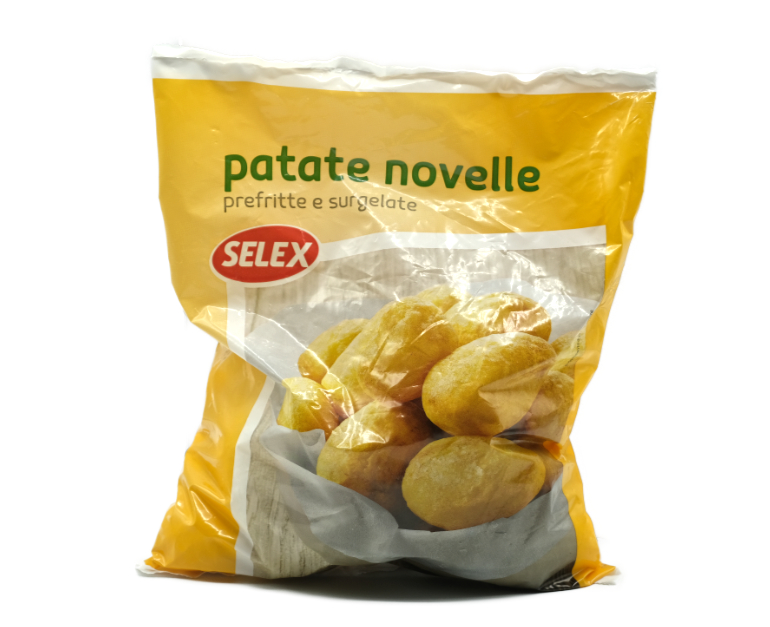 PATATE NOVELLE PREFRITTE