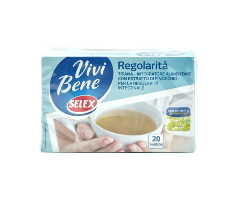 TISANA SELEX REGOLARITA'