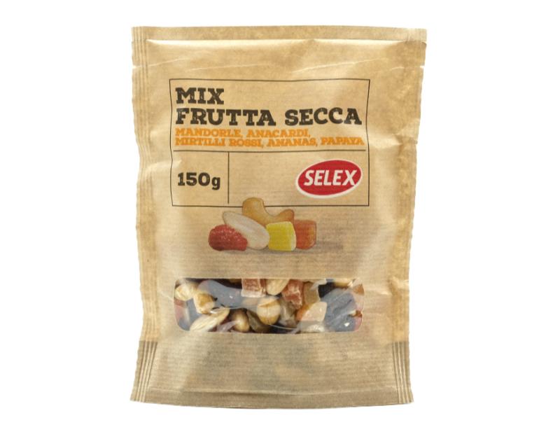 MIX FRUTTA SECCA ENERG. SELEX
