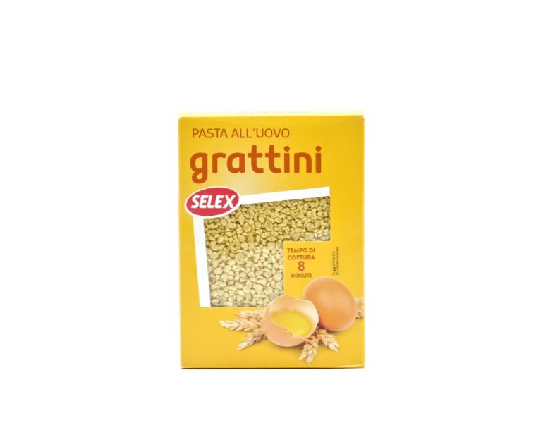 PASTA UOVO GRATTINI SELEX