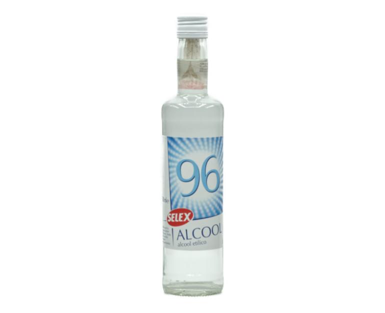 ALCOOL ETILICO 96' SELEX