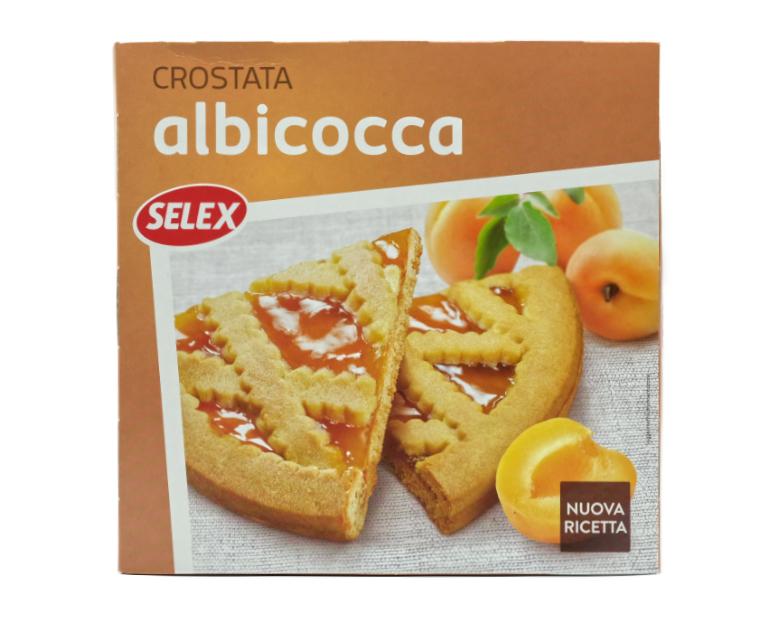 CROSTATA ALBICOCCA SELEX