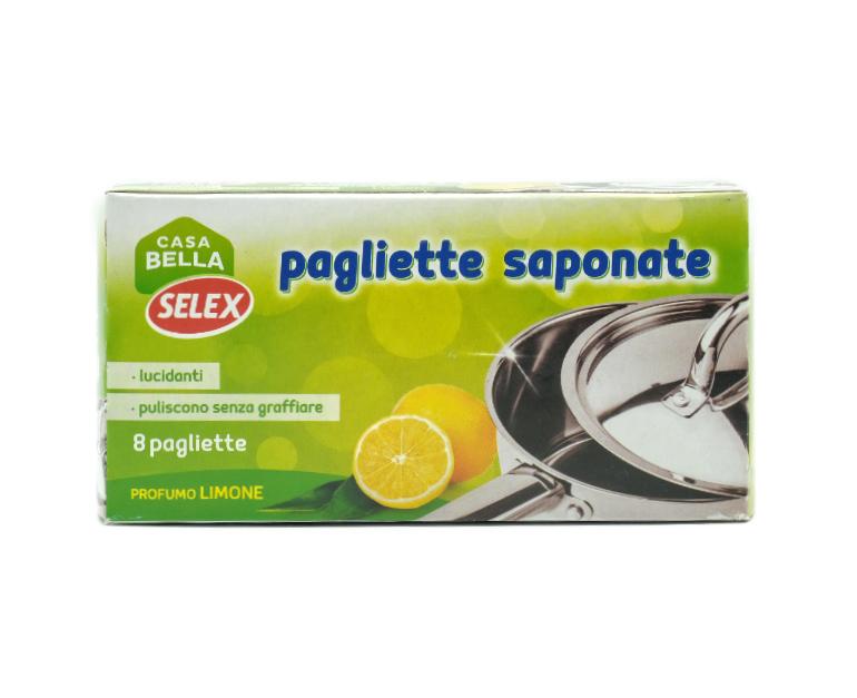8 PAGLIETTE SAPONATE SELEX