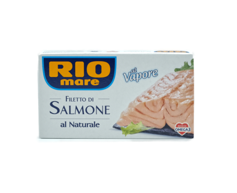 FILETTI SALMONE RIO MARE NATUR.