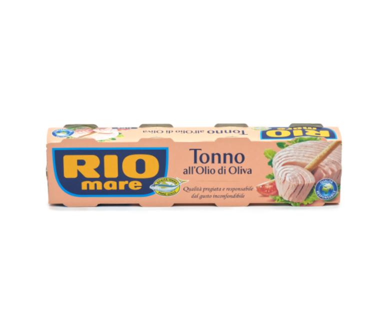 4 TONNO RIO MARE O.O. GR.320