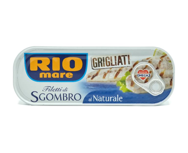 FIL.SGOMBRO GRIGLIATI NAT. RIO MARE