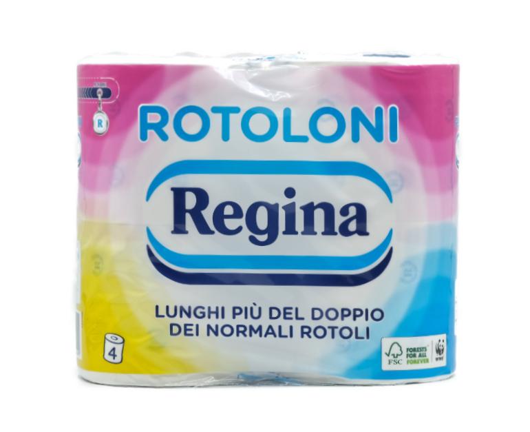 4 ROTOLONI REGINA