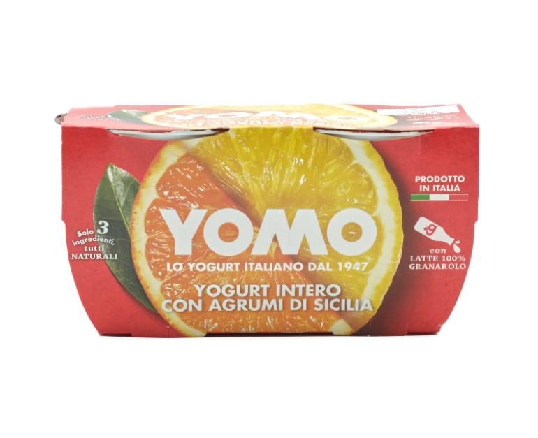 2 YOGURT YOMO          AGRUMI