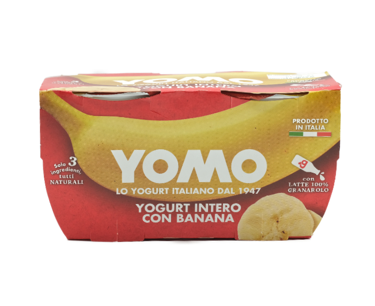 2 YOG.YOMO BANANA