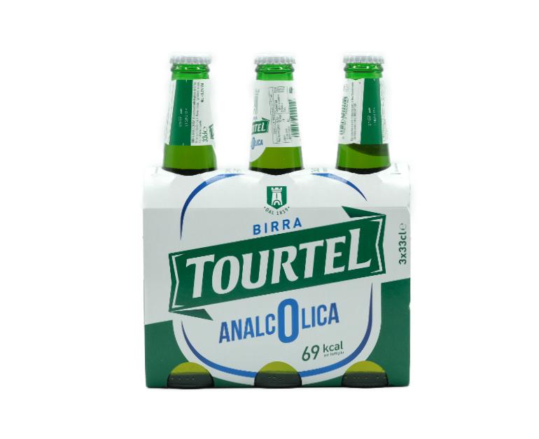 BIRRA TOURTEL ANALCOLICA X3