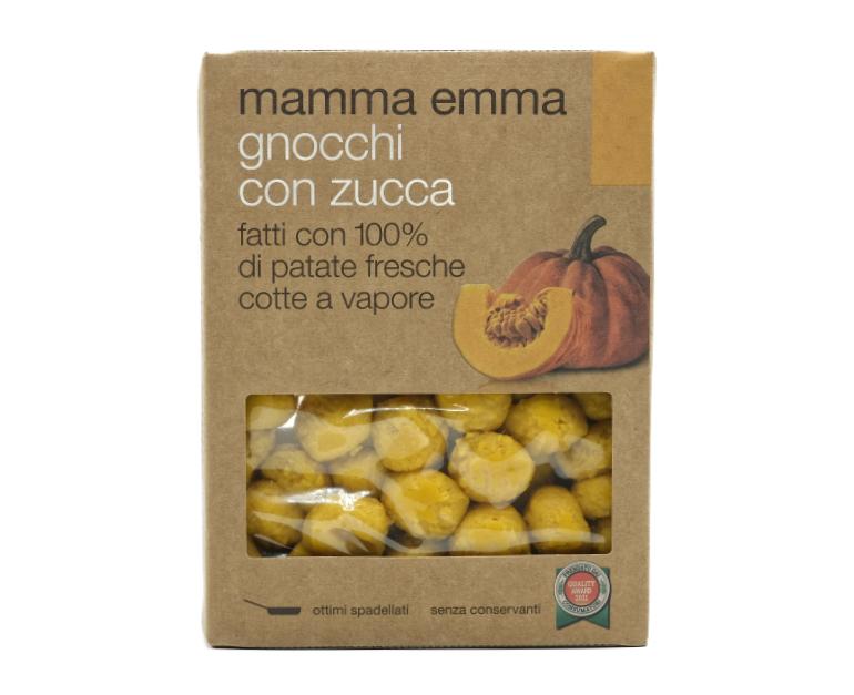 GNOCCHI ALLA ZUCCA M.EMMA