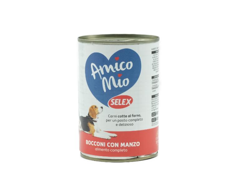 AMICO MIO CANE CARNE