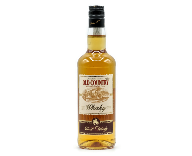 WHISKY OLD COUNTRY