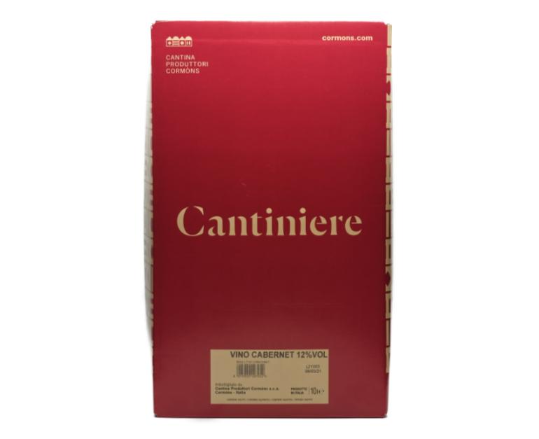 BAG CABERNET CANT. PROD.CORMONS
