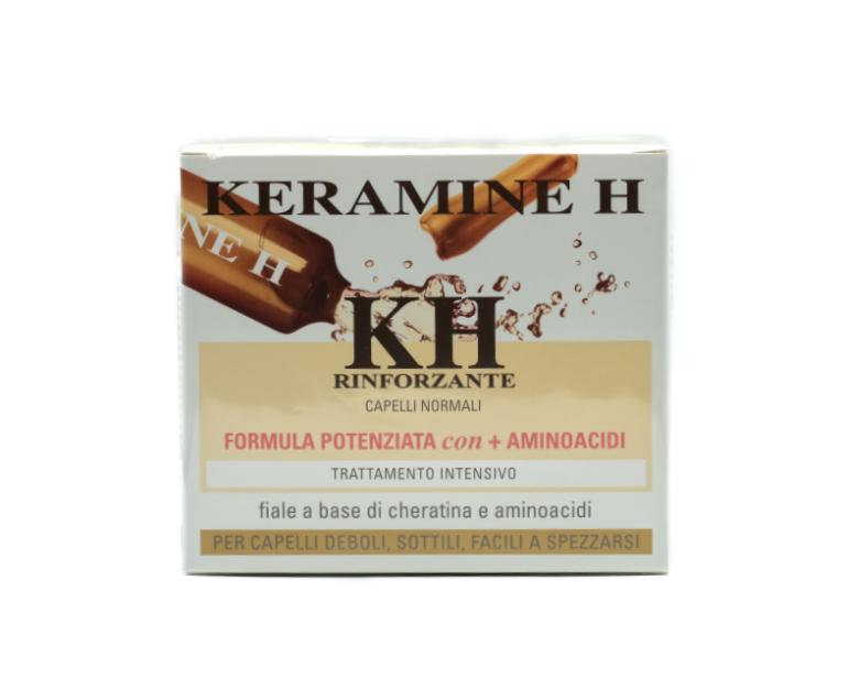 10 F.KERAMINE H CAPELLI FINI
