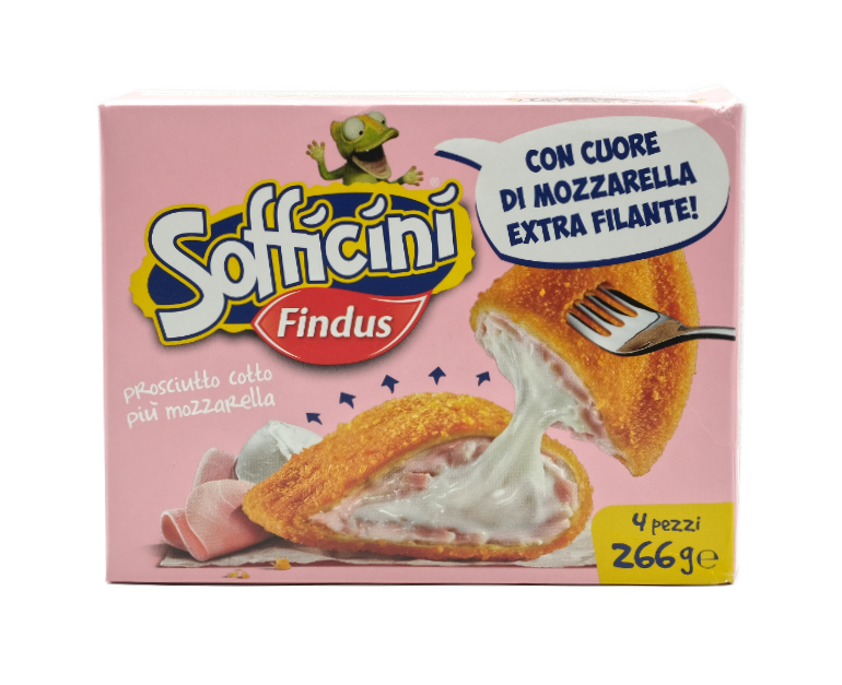 4 SOFFICINI FINDUS PR. COTTO/MOZZ