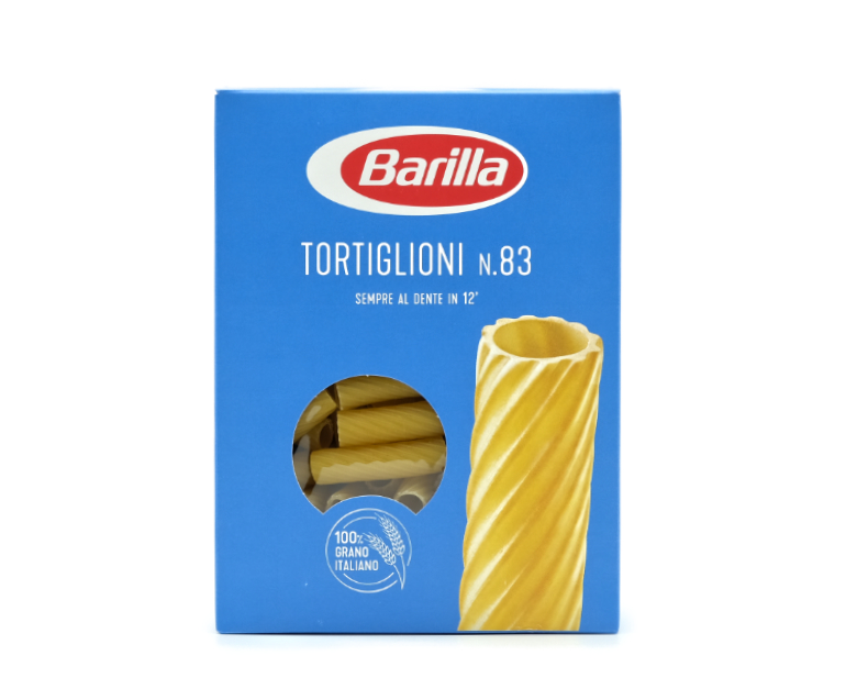 PASTA SEM.BARILLA TORTIGLIONI 83