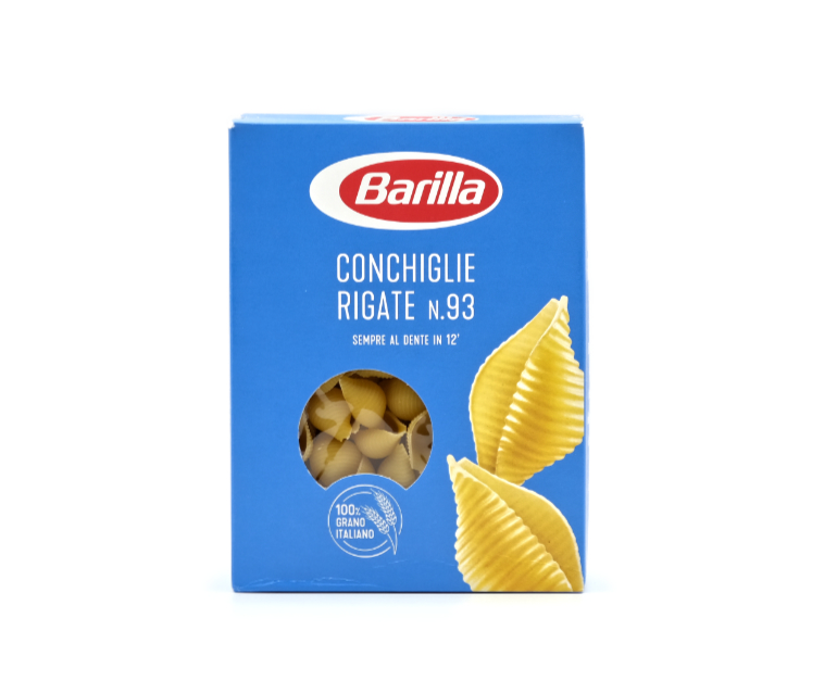 PASTA SEM.BARILLA CONCHIGLIE 93