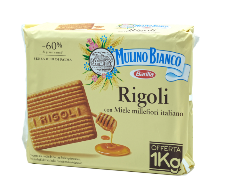 BISC. RIGOLI MULINO BIANCO