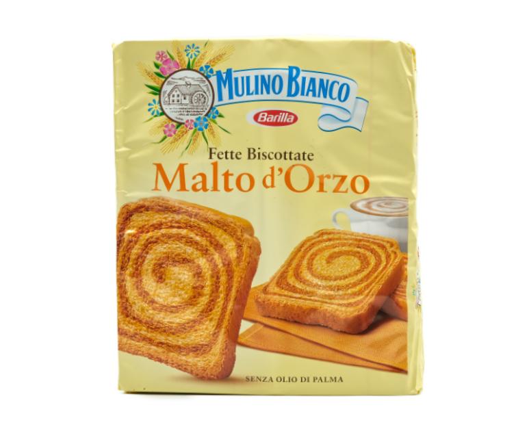 32 FETTE MALTORZO MULINO BIANCO