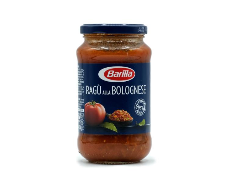 RAGU' BOLOGNESE BARILLA