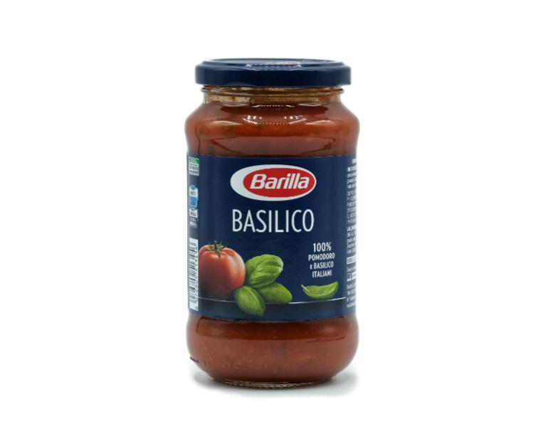 SUGO BARILLA BASILICO